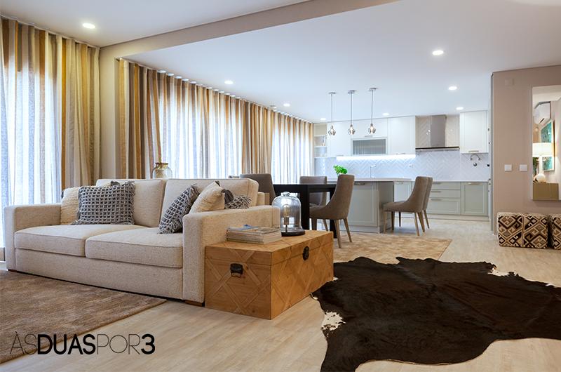 Projecto Arquitectura de Interiores & Decoração